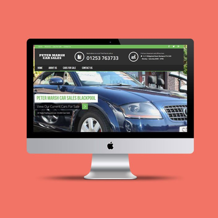 Car Sales Website