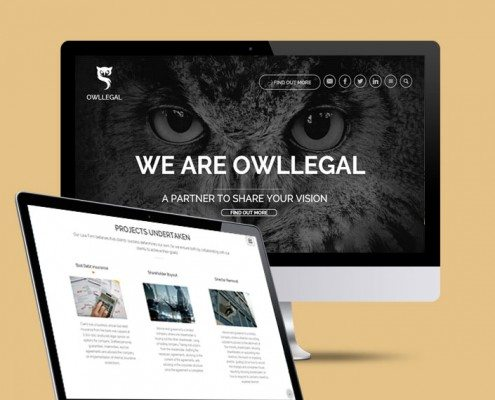 Owllegal Website