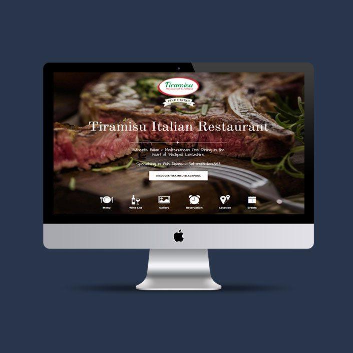 Tiramisu Italian Restaurant