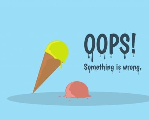 Web Errors