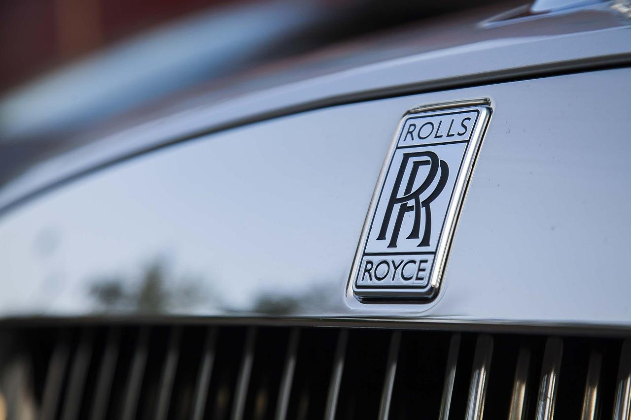 Rolls Royce Logo And Branding The History