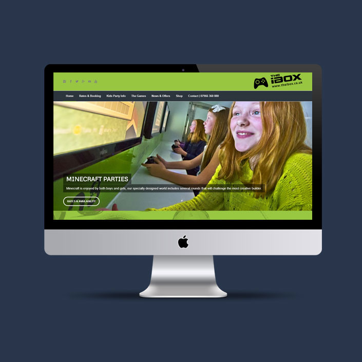 The iBox - Web Design Blackpool