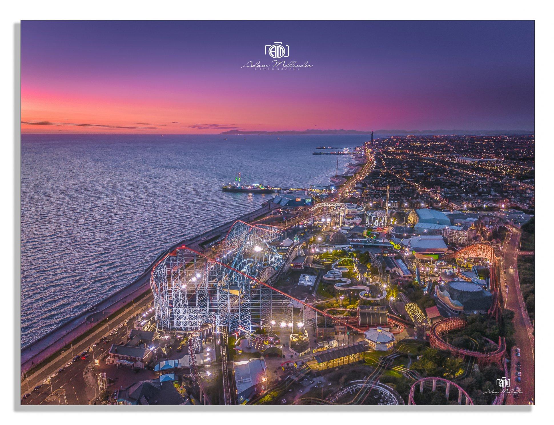 Blackpool by Adam Mullender