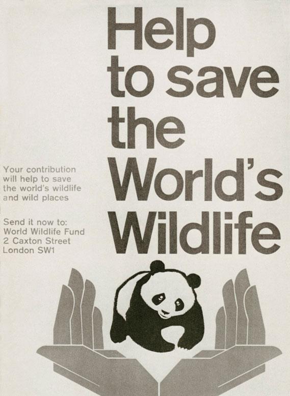 WWF Advertisement, 1961